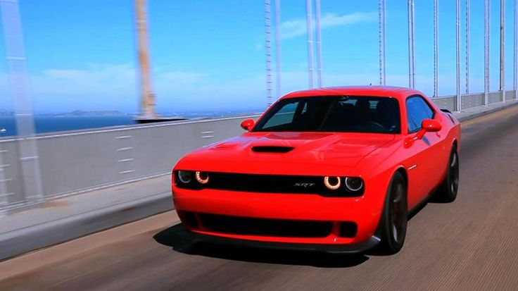2015 Dodge Challenger SRT Hellcat: Release Date, Price and Specs - Roadshow