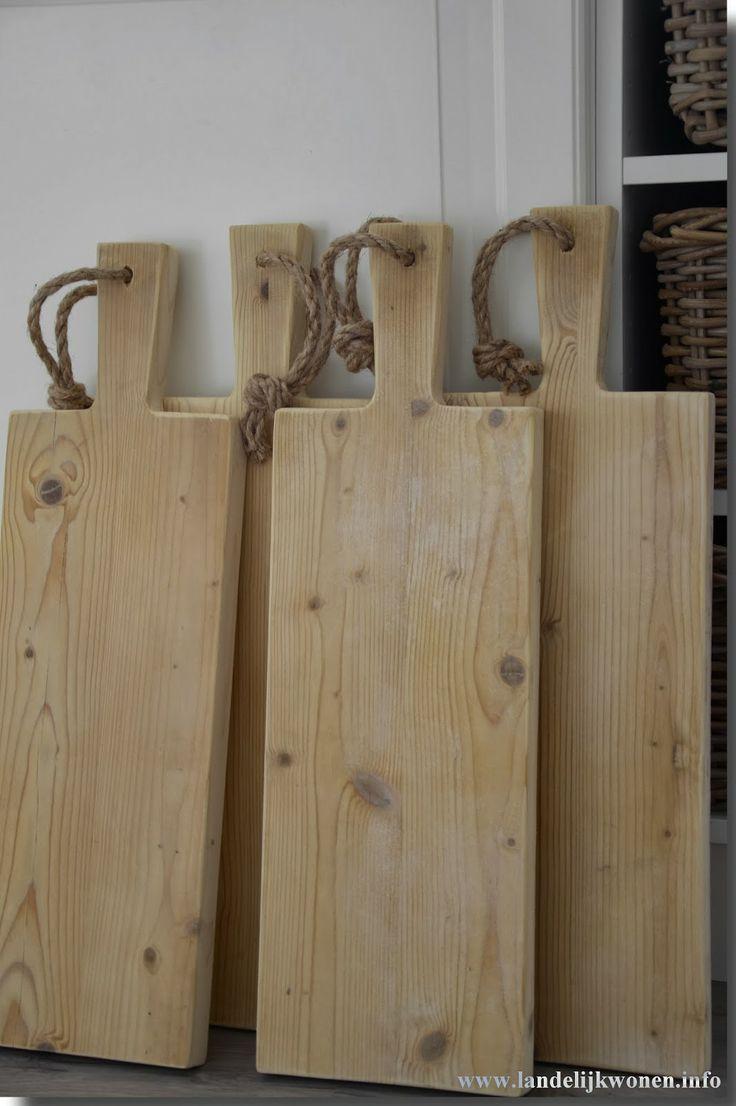 Broodplanken / Kaasplanken