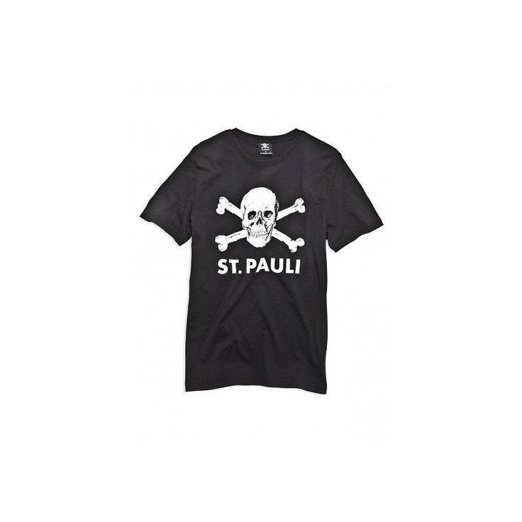 St. Pauli Skull and crossbones T-shirt I