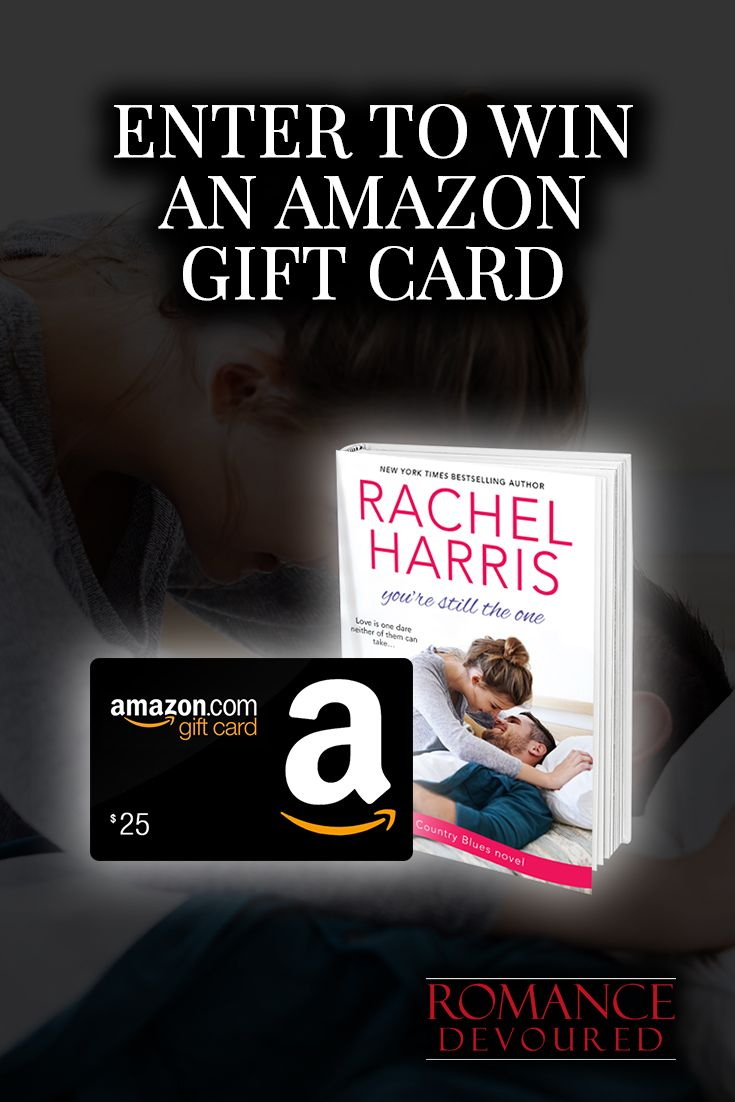 #Win a $25 Amazon Gift Card from NY Times Bestselling Author Rachel Harris http://www.romancedevoured.com/giveaways/win-a-25-amazon-gift-card-rachel-harris/?lucky=69509 via @RomanceDevoured