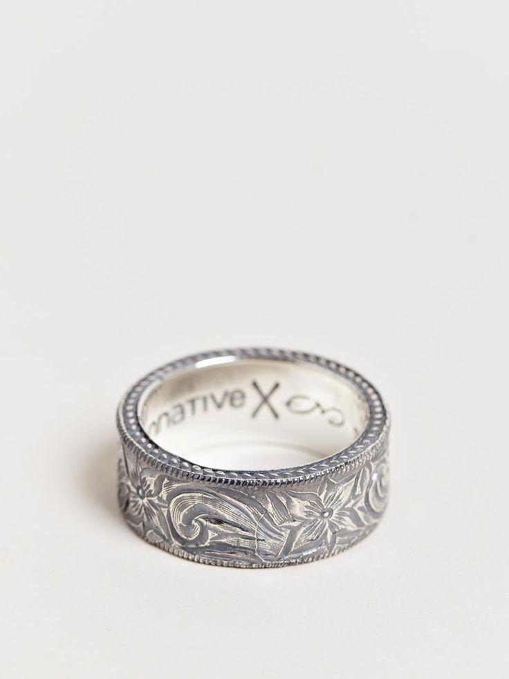 mens western wedding rings - Google Search