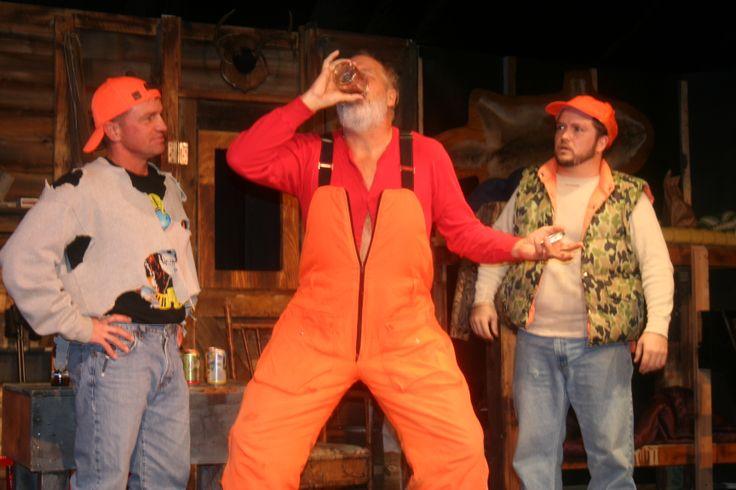 Escanaba in Da Moonlight - not a musical - but def a hoot!