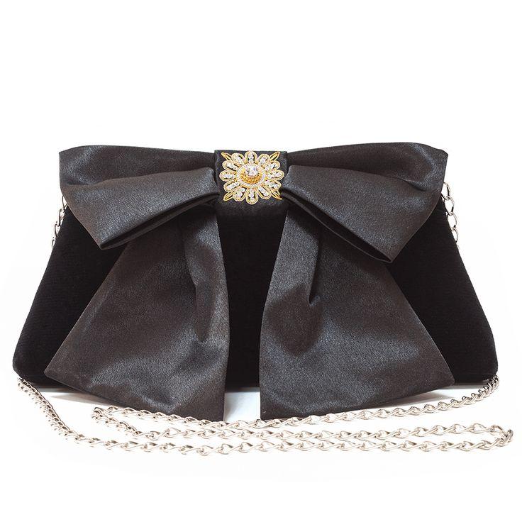 Сумка «Кокетка» #moda #вышивка #handmade #gold #bag #аксессуар #мода #подарок #бант