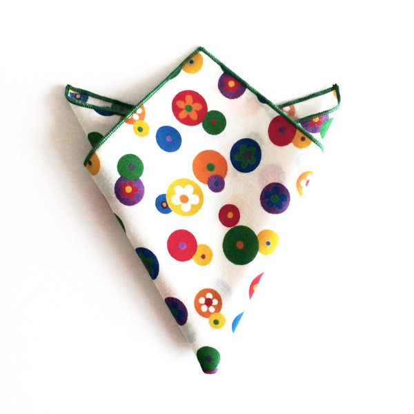 The Colorful Pocket Square — ₹1,569.60 INR