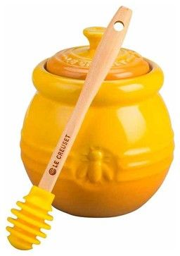 Le Creuset Stoneware Honey Pot