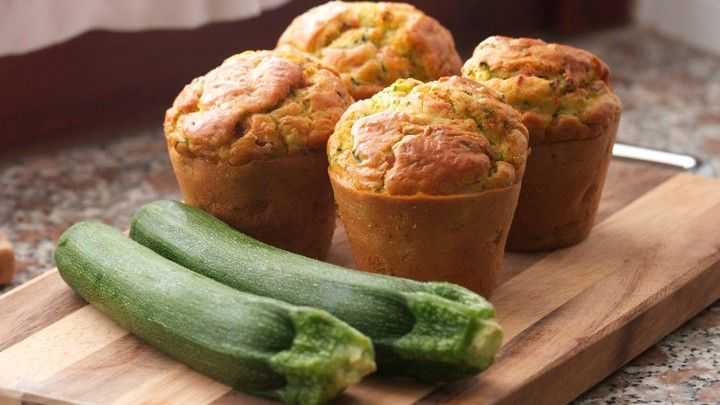 Daphne Oz's Vegan Veggie Love Muffins | The Dr. Oz Show