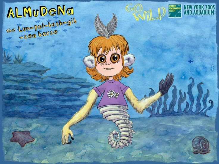 Module 2 Activity Build Your Wild Self TheLun-pol-bush-gib-sea horse I like this avatar creator because you can mix human and animals features. It is easy and there is no registration process. I think that making an avatar is a very necessary activity in primary because students need to express themselves a lot. And also because in this way they can be less self conscious and less worried about their identity, which I think is a very necessary thing in order to learn a second language.