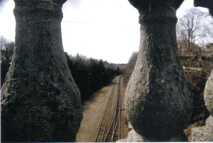 #bridge #halifax #pentax #film MADDY HOPE 2013