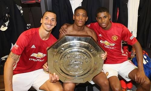 (3) Manchester United