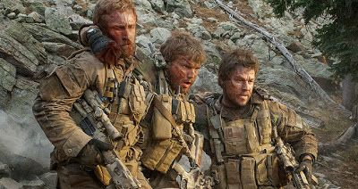 Lone Survivor (2013).. Excellent movie!! God bless our soldiers and THANK YOU Mark Wahlberg for making such a remarkable tribute