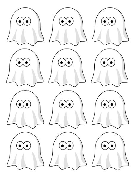 Ghosts in the Graveyard -- a great game to review dependent and independent variables.