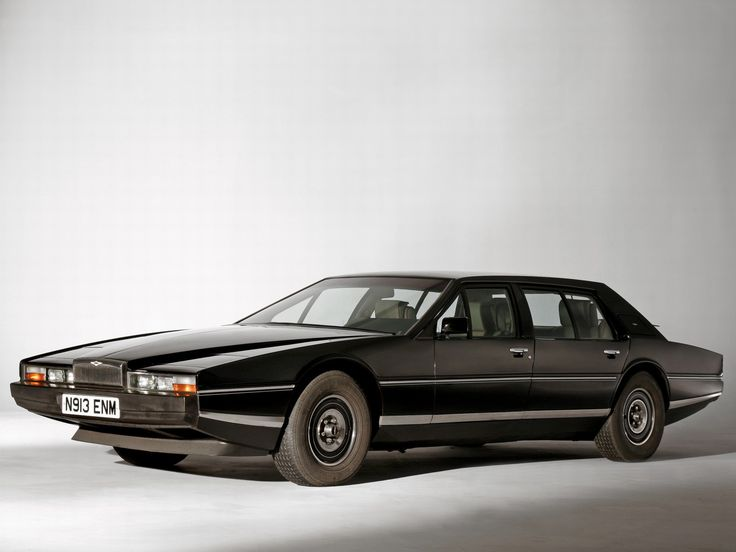 1984 Aston Martin Lagonda Limousine by Tickford                                                                                                                                                                                 More