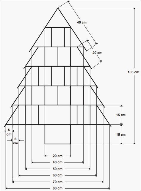tannenbaum basteln papier vorlage cool tannenbaum. Black Bedroom Furniture Sets. Home Design Ideas
