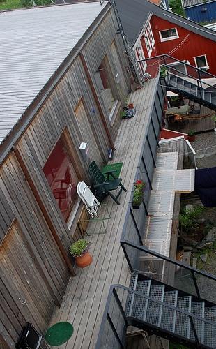 svartlamoen housing in trondheim by Jarmo Kauge, via Flickr