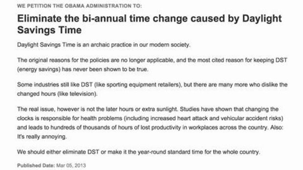 With all the recent calls for the U.S. to stop observing Daylight Savings Time, we look at why the practice is still around.