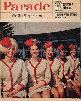 #anekdotique.com #stewardess