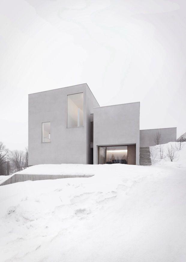 Oltre 25 fantastiche idee su architettura contemporanea su for Architettura case