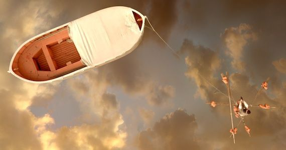 And a Movie worth seeing.  I loved The Life of Pi