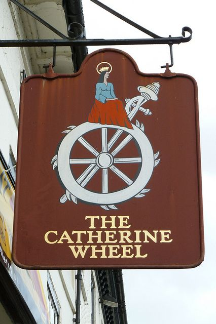 Catherine Wheel, Henley on Thames | Flickr: Intercambio de fotos