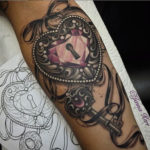 Filigree Tattoos - Inked Magazine