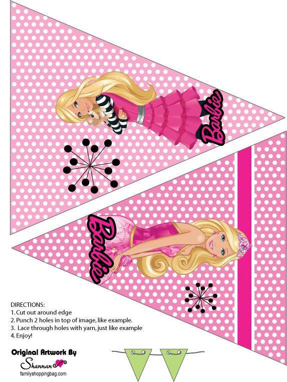 25 Best Ideas About Barbie Party Decorations On Pinterest