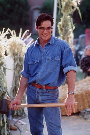 Dean Cain, well he made a great clark kent while he lasted... sigh... I will forever watch reruns.