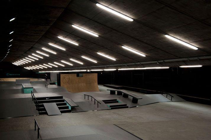 Brinkworth Revamps The BaySixty6 Skate Park | Yatzer