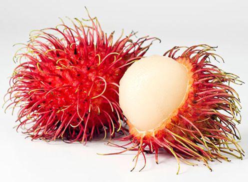 Rambutan seeds peel fruit benefits uses