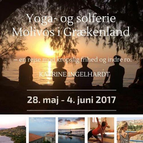 I den charmerende græske middelalderby Molivos har du mulighed for at kombinere solferie med Yogatræning og Meditation. Træk stikket ud og lad solen, varmen, havet, de fredfyldte omgivelser og den dybtvirkende TriYoga tage dig med på en rejse mod kropslig frihed og indre ro.