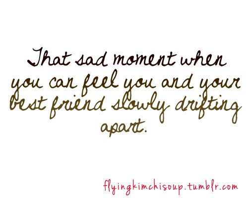 :(( I may loose some friends but Ana you'll always be mine and no matter what we will both always be there for each other;)