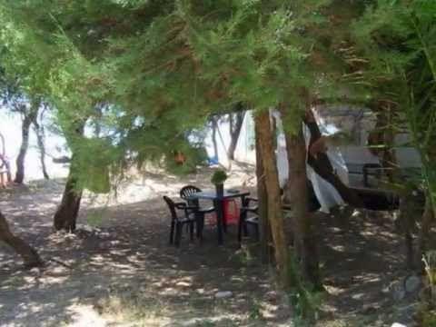 Camping Corali Κάμπινγκ και Ενοικιαζόμενα Δωμάτια Πρέβεζα Ριζά Ταβέρνα Ε...