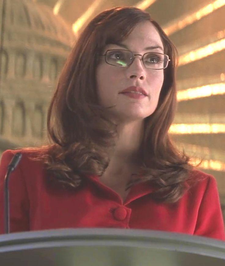 Famke Janssen as Dr. Jean Grey - X-Men