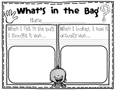 Fun and simple writing activity to introduce all kinds of things at the start of the year.