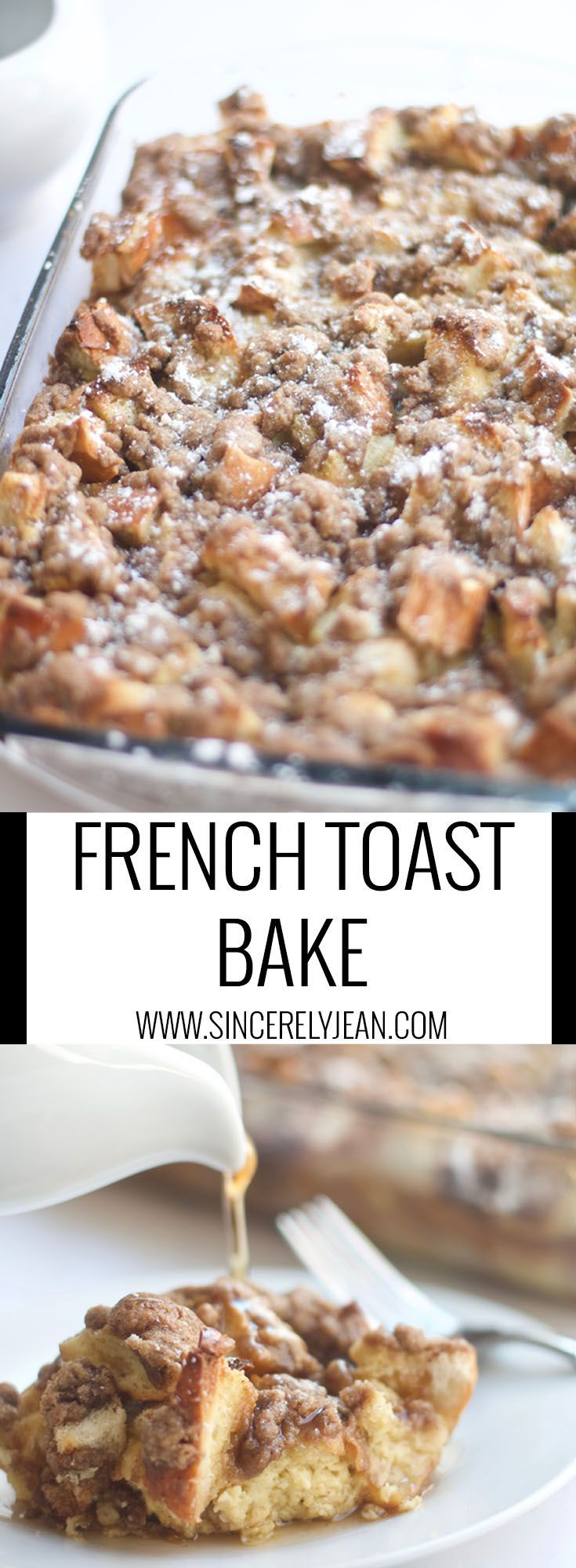 how to make french toast easy without milk