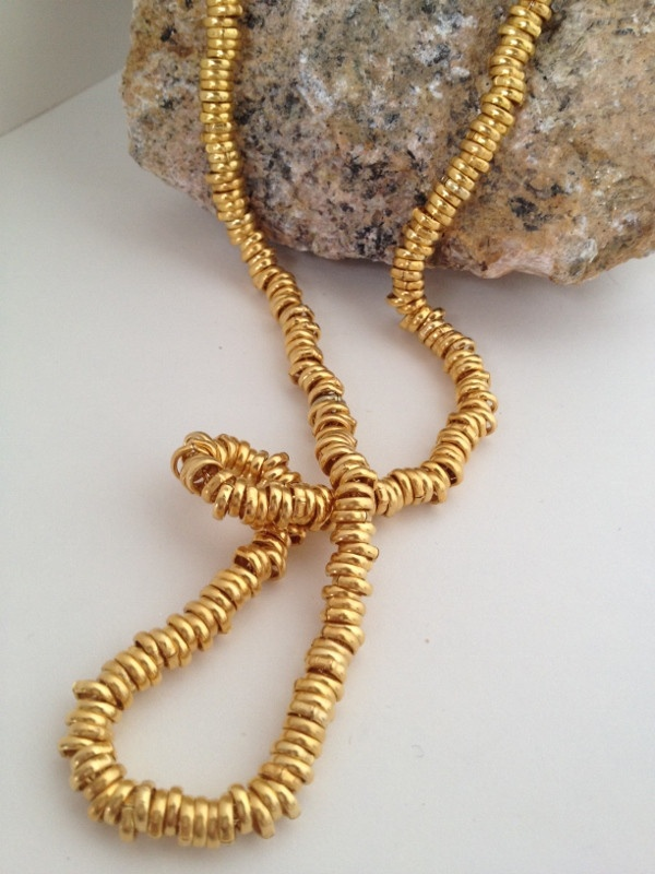 Pre Colombian Annular Necklace