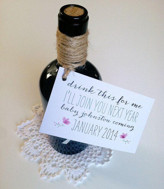 Décoration bouteille pour fêter l'anniversaire de son bébé... prendre une bouteille de l'année de naissance