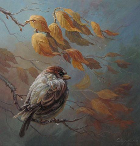 Birds of a feather - Шупляк Олег oleg shuplyak