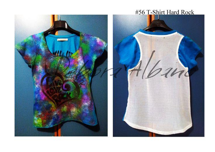 #56 T-Shirt Hard Rock