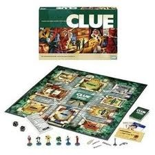 Clue. What's not to love about this game? Ms. Scarlett, Professor Plum, Mrs. White...someone did it. But where and with what? You will have to risk guessing!Plays Time, Clues, Childhood Memories, Boards Games, Board Games, Families Games, Games Night, Families Time, Families Fun