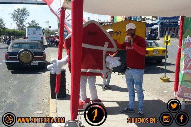 Evento para Casas Javer Cima Serena 🏡 #Marketing #volanteo #amimación