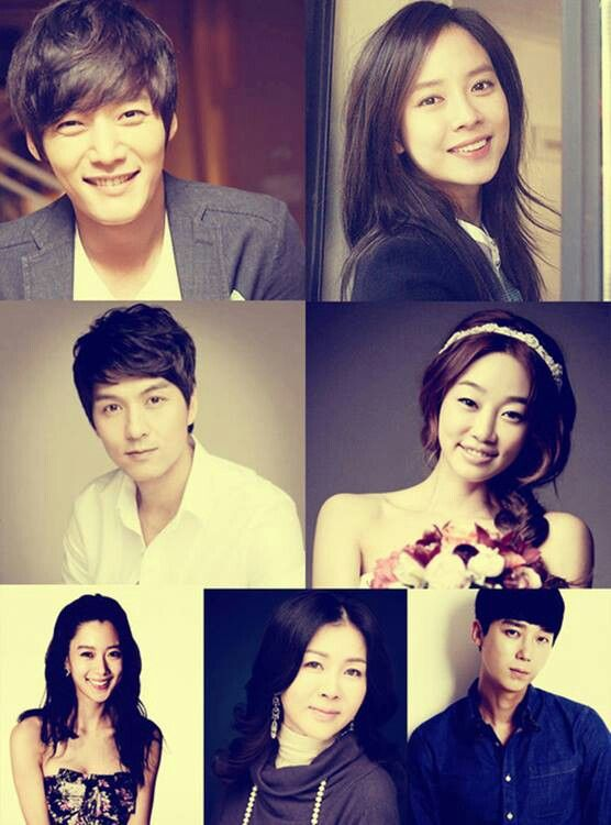 CASTS OF EMERGENCY COUPLE