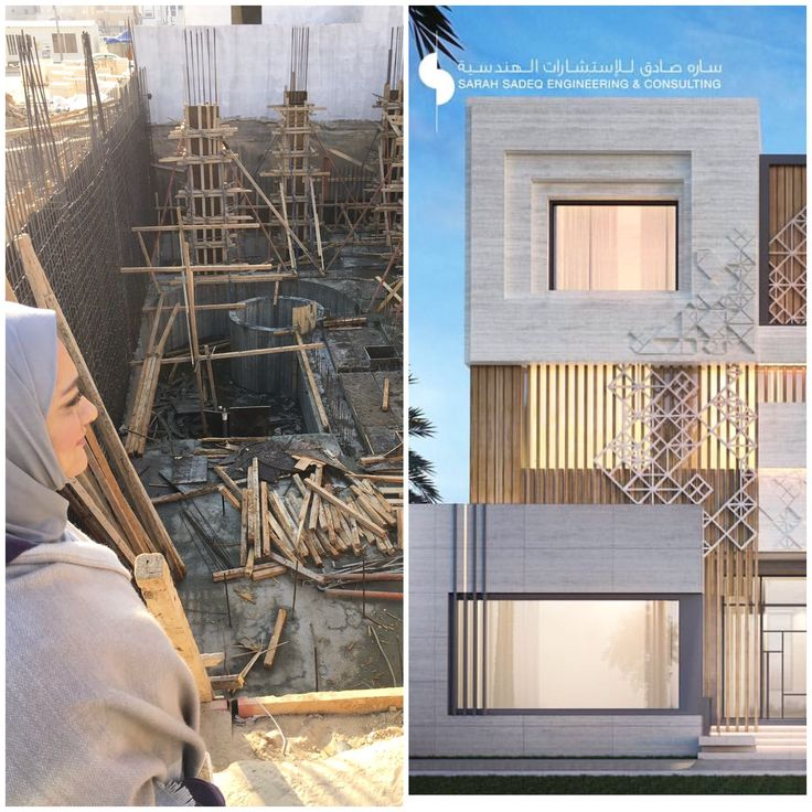 Private Villa Sarah Sadeq Architects Kuwait: A New Challenge Soon 400 M Private Villa Kuwait Sarah