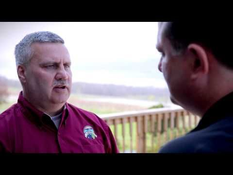 Interview with Tim Miller of Chateau LaFayette Reneau - YouTube
