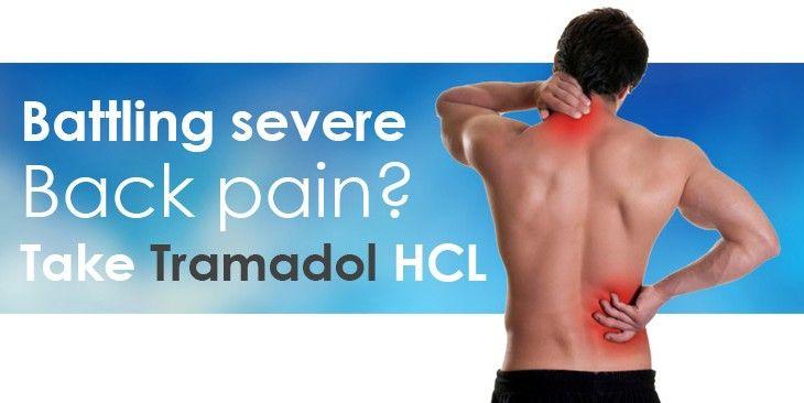 take tramadol HCL
