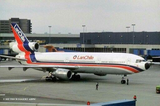 LAN Chile McDonnell-Douglas DC-10-30