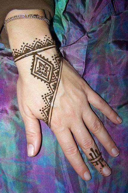 20 Homemade Henna Hand Tattoos Ideas And Designs