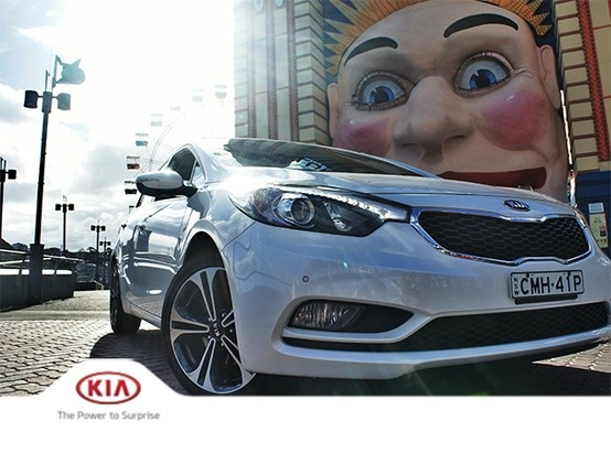 All eyes on the all new Cerato 2013 http://bit.ly/KIAtestdrive