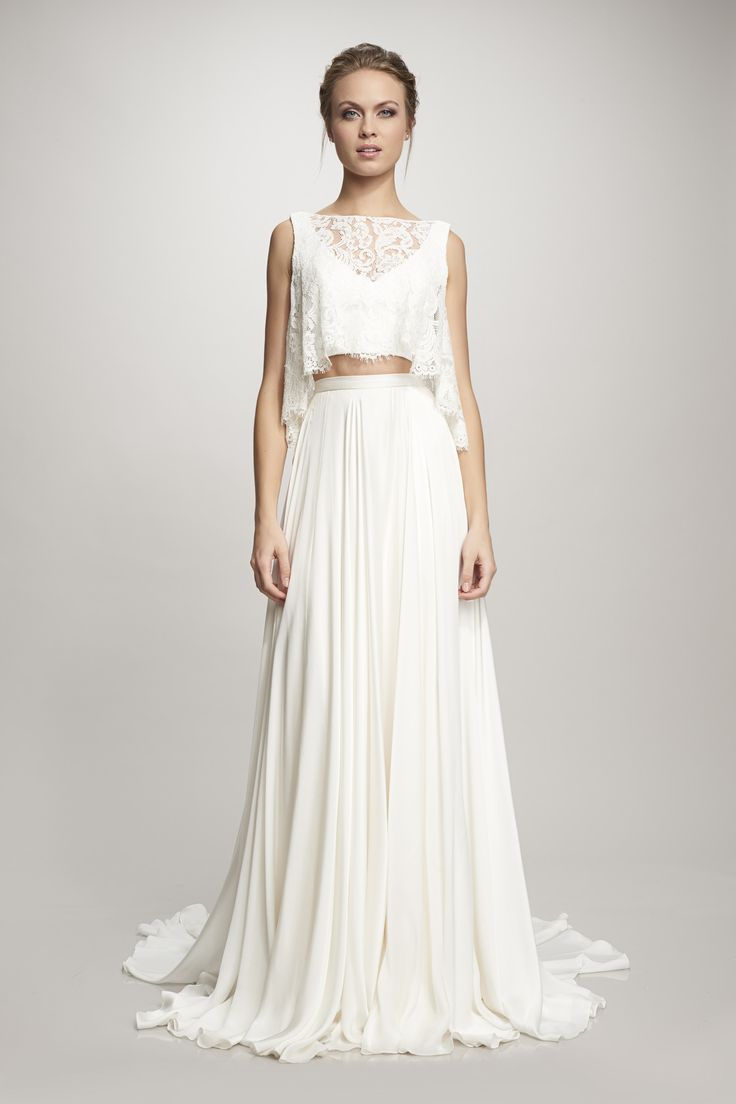 Theia Poppy Top & Marlena Skirt available at The Bridal Atelier www.thebridalatelier.com.au @thebridalatelier #thebridalatelier