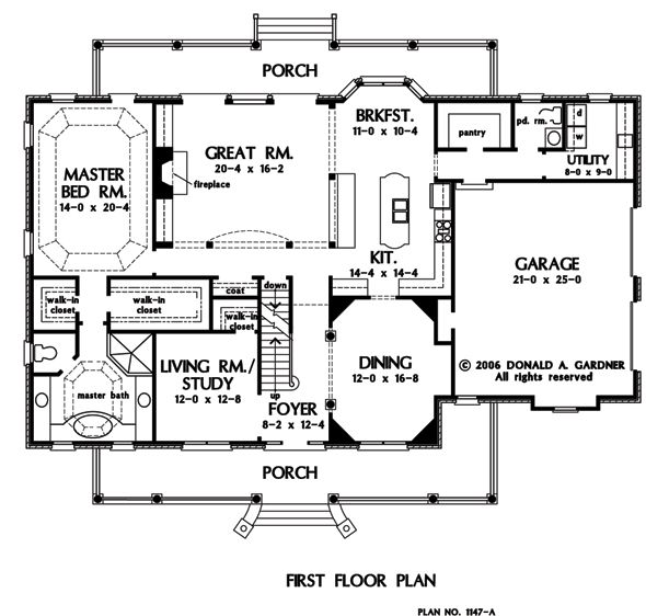 40 best images about floor plans on pinterest house bonus rooms and monster house - House plans one story with basement collection ...