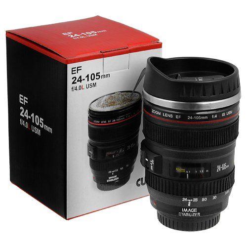 Camera Lens Mug - Flintstop.com @Rs.799